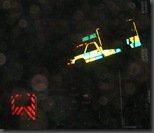 Glow in the dark ambulances on stage @ The Prodigy gig