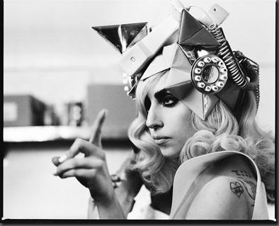 Gaga Telephone pic